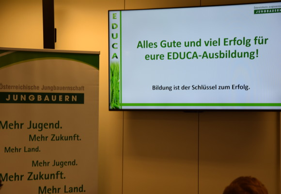 EDUCA VIII: Kick off und Modul